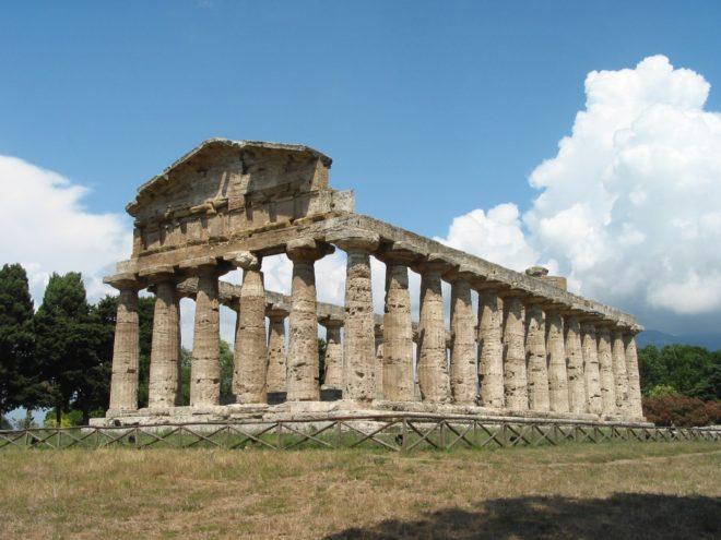 Paestum-Temple-Athena