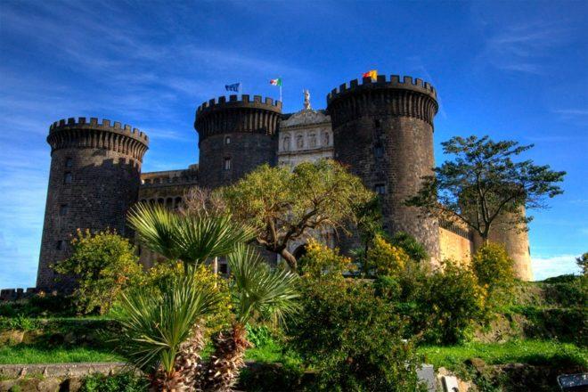 Naples-Maschio-Angioino